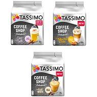 Tassimo Pack Coffee Shop Selection 2+1 - Kávékapszula