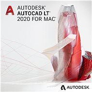 AutoCAD LT for Mac 2019 Commercial New na 3 roky (elektronická licence) - Elektronická licence