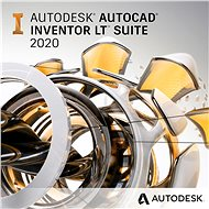 AutoCAD Inventor LT Suite 2020 Commercial New na 3 roky (elektronická licence) - Elektronická licence