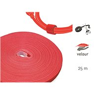 LABEL THE CABLE LTC PRO Roll 1260 Red 25m - Kábel rendező