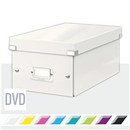 Leitz WOW Click & Store  DVD, 10,66 l, fehér