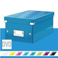 Leitz WOW Click & Store DVD, 10,66 l, kék