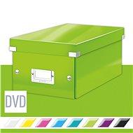 Leitz WOW Click & Store DVD, 10,66 l, zöld