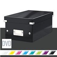 Leitz WOW Click & Store DVD, 10,66 l, fekete