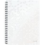Leitz WOW A4, bélelt, fehér - Jegyzettömb
