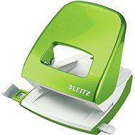 Leitz New NeXXt WOW 5008 metálzöld - Papírlyukasztó