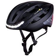LUMOS Smart sisak, M/L, fekete - Kerékpáros sisak