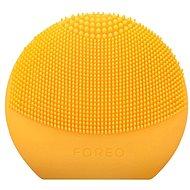 FOREO LUNA fofo tisztító kefe bőrelemzővel - Sunflower Yellow - Bőrtisztító kefe
