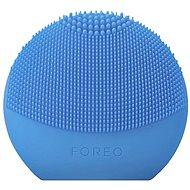 FOREO LUNA fofo tisztító kefe bőrelemzővel - Aquamarine - Bőrtisztító kefe