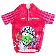 Alza + Lawi gyermek kerékpáros öltözet - lányok számára - Kerékpáros ruházat