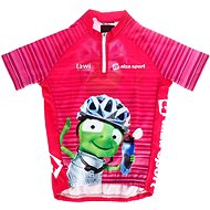 Alza + Lawi gyerek kerékpáros ruházat - lány- méret 134 cm - Kerékpáros ruházat