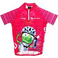 Alza + Lawi gyerek kerékpáros ruházat - lány- méret 146 cm - Kerékpáros ruházat