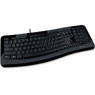 Microsoft Comfort Curve 3000 fekete ENG layout - Billentyűzet