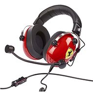 Thrustmaster T.Racing Scuderia Ferrari Edition - Gamer fejhallgató