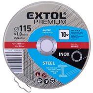 Vágótárcsa Extol Premium 8808101 - Řezný kotouč
