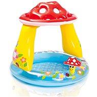 """MARIMEX Gyermekmedence tetővel """"Gombácska"""" - Felfújható medence"""