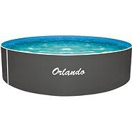 MARIMEX Orlando Premium DL 4.60 x 1.22m - tartozékok nélkül - Medence