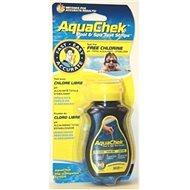 MARIMEX AquaChek 4in1 Yellow tesztelő csíkok, 50 db - Teszter