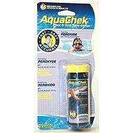 MARIMEX AquaChek Peroxide 3in1 tesztelő csíkok, 25 db - Teszter
