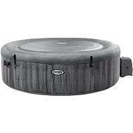 Intex Felfújható jakuzzi medence Pure Spa - Bubble Greywood Deluxe 6 - Intex 28442 - Masszázsmedence