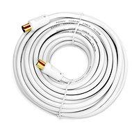 Mascom Antenna kábel 7173-075EW, 7,5 m - Koax kábel
