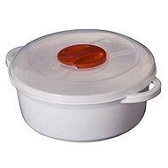 M.A.T. edény mikrohullámú sütőbe, kerek 1 liter PH