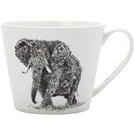 Maxwell Williams Marini Ferlazzo 450 ml afrikai elefánt - Bögre