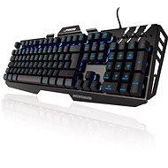 Hama uRage Cyberboard Premium Gaming CZ+SK - Gamer billentyűzet