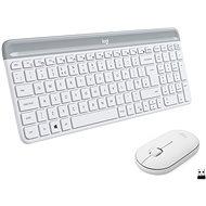 Logitech Slim Wireless Combo MK470 US - Billentyűzet+egér szett