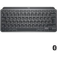 Logitech MX Keys Mini Minimalist Wireless Illuminated Keyboard, Graphite - US INTL - Billentyűzet