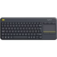 Logitech Wireless Touch Keyboard K400 Plus UK - Billentyűzet
