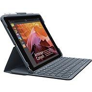 Logitech Slim Folio fekete - Tablet tok