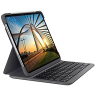 """Logitech Slim Folio iPad Pro 11""""-hez (1. és 2. generáció) - Tablet tok"""