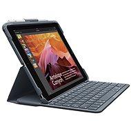 Logitech Slim Folio az iPad 7., 8. és 9. Gen készülékhez - UK - Billentyűzet