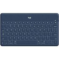 Logitech Keys-To-Go, kék (US INTL) - Billentyűzet