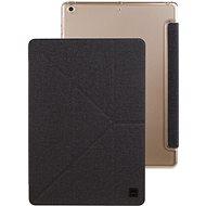 Uniq Yorker Kanvas iPad 9.7 Obsidian knit - Tablet tok