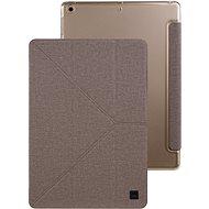 Uniq Yorker Kanvas iPad 9.7 French Beige - Tablet tok