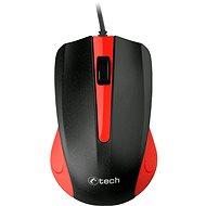 C-TECH WM-01R piros - Egér