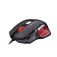 C-TECH GM-01R Akantha (piros háttérvilágítás) - Gamer egér