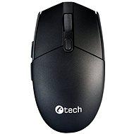 C-TECH WLM-06S Silent Click, fekete-grafit - Egér