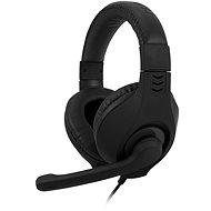 C-TECH NEMESIS V2 GHS-14BK fekete - Gamer fejhallgató