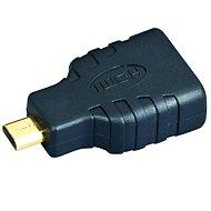 Gembird HDMI A (F) --> micro HDMI (M), aranyozott csatlakozók - Átalakító