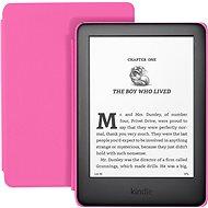 Amazon New Kindle Kids 2020, rózsaszín tokkal - Ebook olvasó
