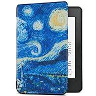 B-SAFE Lock 1269, Amazon Kindle Paperwhite 4 (2018) készülékhez, Gogh - E-book olvasó tok