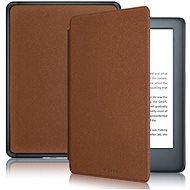 B-SAFE Lock 1284 tok Amazon Kindle 2019 készülékhez, barna - E-book olvasó tok