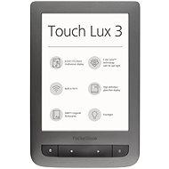 PocketBook 626 (2) Touch Lux 3 szürke - Ebook olvasó