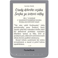 PocketBook 627 Touch Lux 4 Silver - Ebook olvasó
