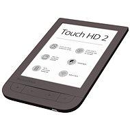 PocketBook 631(2) Touch HD 2 sötétbarna - Ebook olvasó
