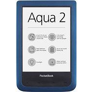 PocketBook 641 Aqua Blue 2 - Ebook olvasó
