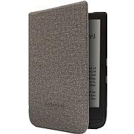 PocketBook WPUC-627-S-GY Shell szürke - E-book olvasó tok